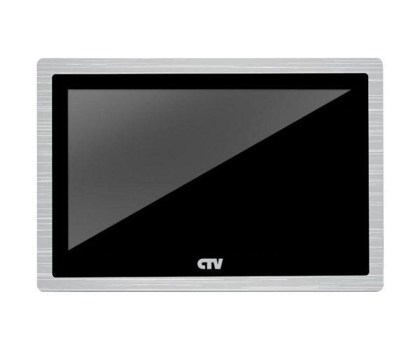 """CTV-M4104AHD черный 10"""" цветной AHD, CVBS, CVI, TVI видеодомофон"""