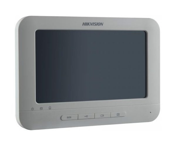 """HikVision DS-KH6310-WL 7"""" цветной IP видеодомофон"""