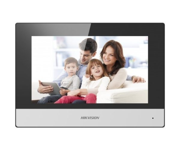 "HikVision DS-KH6320-TE1 7"" цветной IP видеодомофон"