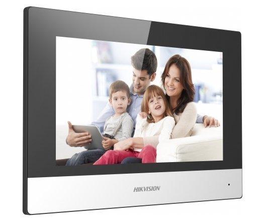 "HikVision DS-KH6320-WTE1 7"" цветной IP видеодомофон"
