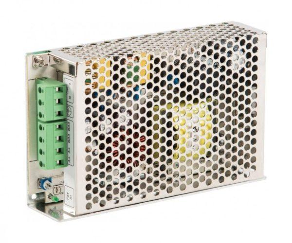 Моллюск-12/10 IP20 DIN блок питания 12 В, выходной ток 10А на DIN-рейку