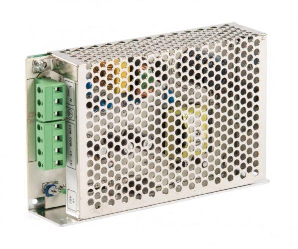 Моллюск-12/5 IP20 DIN блок питания 12 В, выходной ток 5А на DIN-рейку