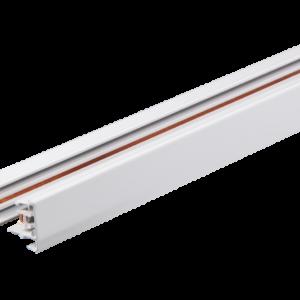 PTR 1M-WH Шинопровод белый 1м Jazzway