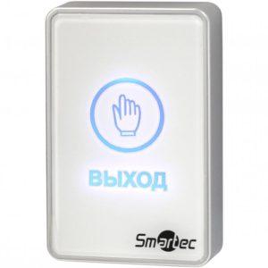 Smartec ST-EX020LSM-WT кнопка выхода сенсорная белая