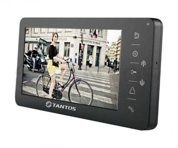 """Tantos Amelie HD черный 7"""" цветной CVBS видеодомофон"""