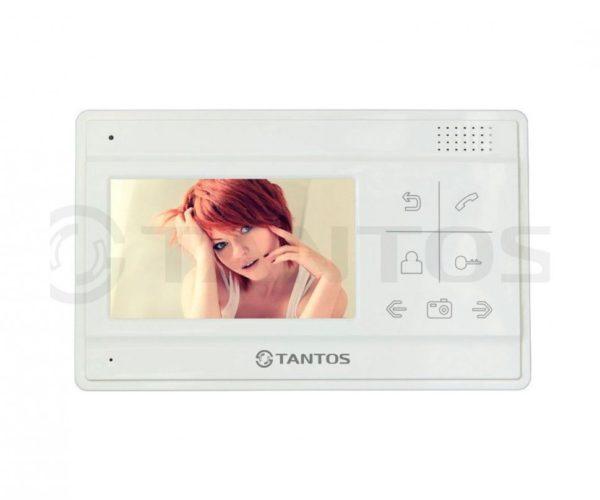 """Tantos LILU SD 4.3"""" цветной CVBS видеодомофон"""
