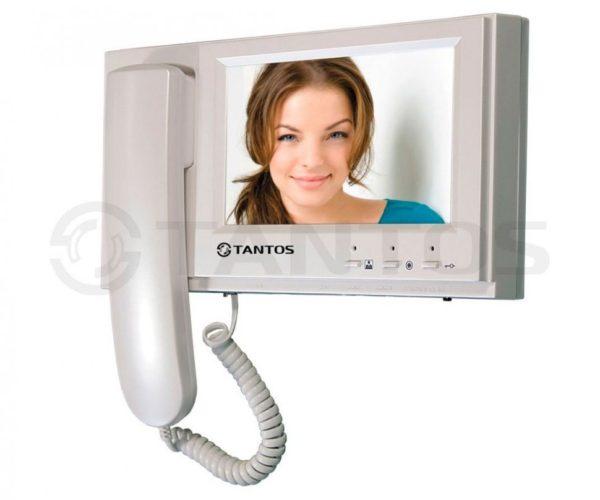 """Tantos Loki 7"""" цветной CVBS видеодомофон"""