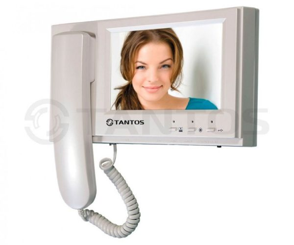 "Tantos LOKI-SD 7"" цветной CVBS видеодомофон"
