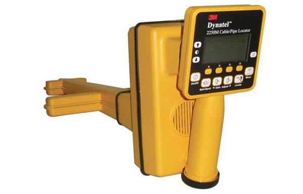 7000031739 Dynatel™ 2573E-CU12 трассо- повреждения- искатель, 6 активных и 4 польз. частоты, 12Вт, новый интерфейс и новые режимы поиска