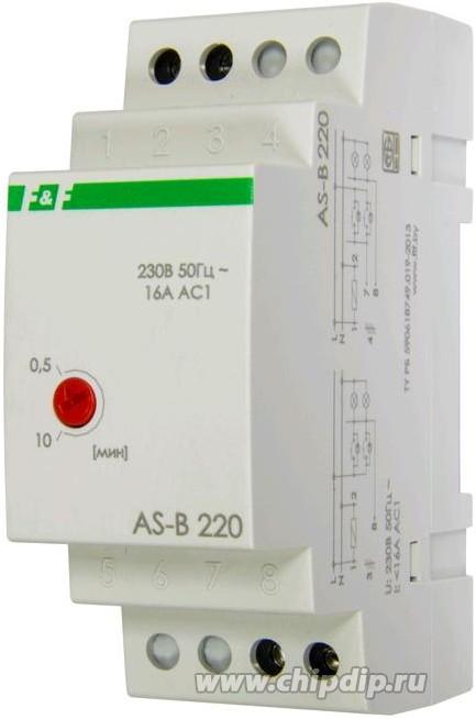 AS-B220, Автомат лестничный с таймером