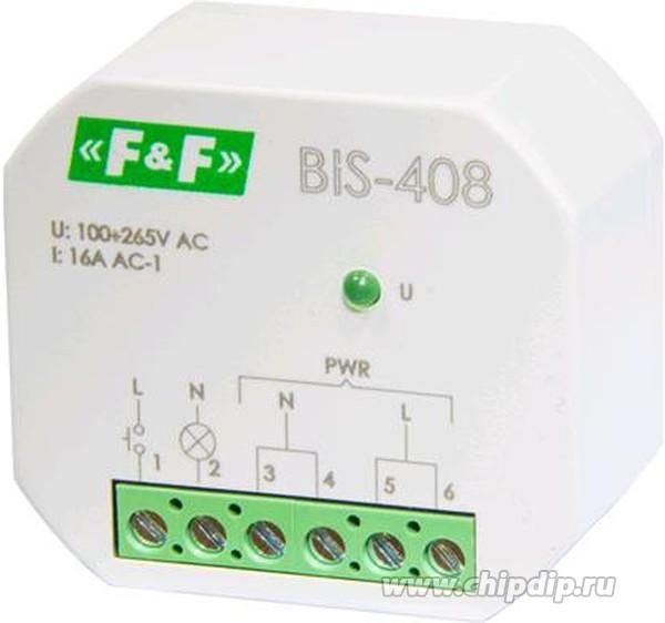 BIS-408, Реле импульсное