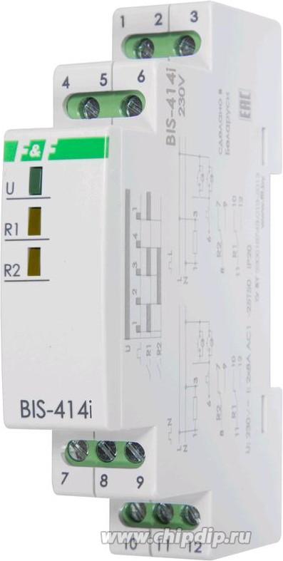 BIS-414i, Реле импульсное
