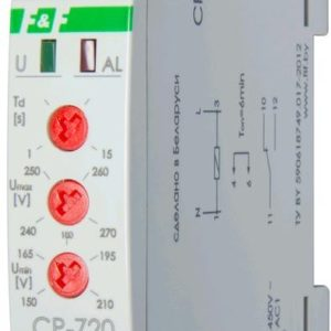 CP-720, Реле контроля напряжения