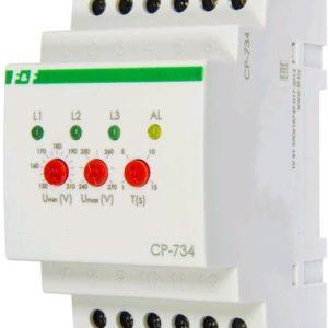 CP-734, Реле контроля напряжения