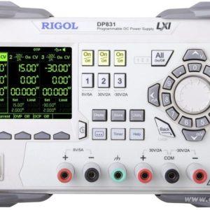 DP831, Источник питания программируемый, USB