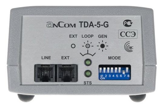 Генераторы измерительных сигналов AnCom TDA-5-G генератор TDA-5 /16000