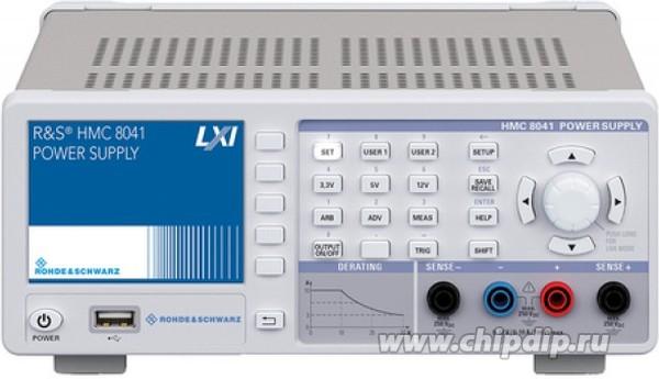 HMC8041, Источник питания, 0 - 32В/10А, макс. 100В, 1 канал (Госреестр РФ)