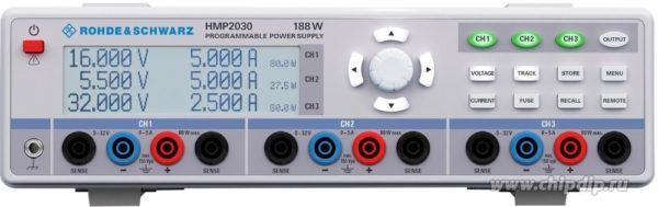 HMP2030, Источник питания программируемый 3-х канальный, 32В/5А, 188Вт (Госреестр РФ)