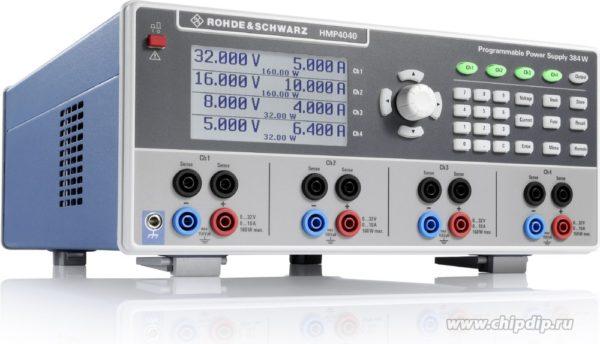 HMP4040, Источник питания программируемый 4-х канальный, 32В/10А, 384Вт (Госреестр РФ)