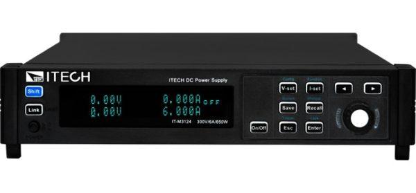 IT-M3124, Источник питания 300 В/6 A/850 Вт, ITECH (Китай)