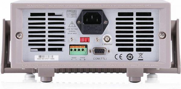 IT8512A+, Электронная нагрузка постоянного тока 150В/30A/300Вт, Itech Technologies (Китай)