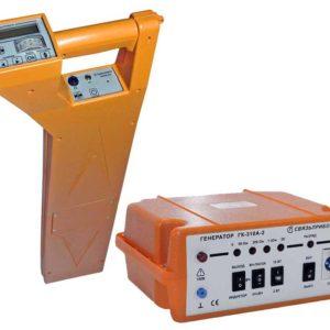 Комплект трассо-дефектоискателя ПОИСК-410 Мастер комплект с генератором ГК-310А-2