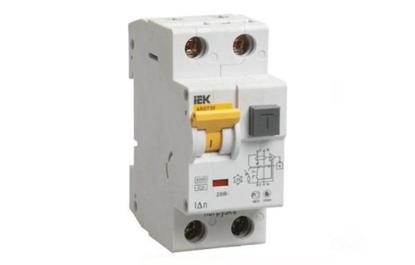 MAD22-5-010-C-30 АВДТ 32 C10 - Автоматический Выключатель Дифф. тока