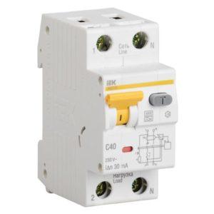 MAD22-5-016-C-30 АВДТ 32 C16 - Автоматический Выключатель Дифф. тока