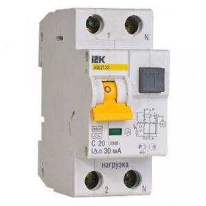 MAD22-5-020-C-30 АВДТ 32 C20 - Автоматический Выключатель Дифф. тока