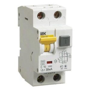 MAD22-5-032-C-30 АВДТ 32 C32 - Автоматический Выключатель Дифф. тока