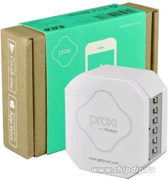 Proxi Power (rВ-R2S2), Двухканальный Bluetooth модуль управления нагрузкой