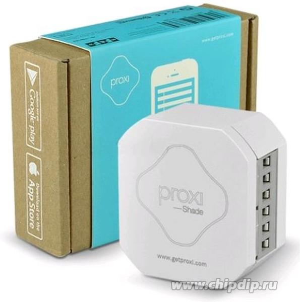 Proxi Shade (rВ-TSR1S2), Трехрежимный Bluetooth модуль управления затенением