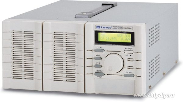 PSH-73630, Источник питания программируемый, импульсный, 36 В, 30 А (Госреестр РФ)