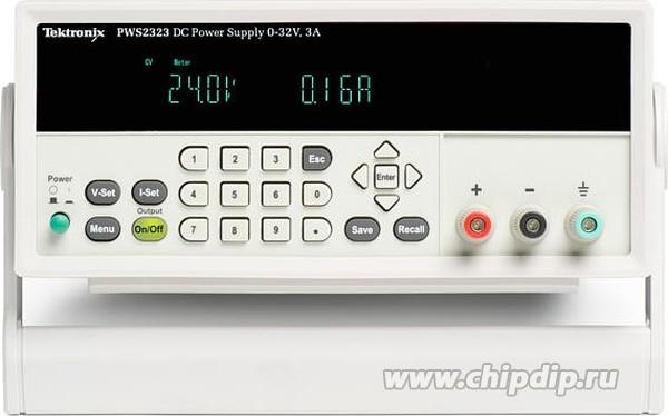 PWS2185, Источник питания, 0-18В 0-5А