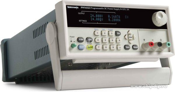 PWS4205, Источник питания программируемый, 0-20В 0-5А 100Вт (Госреестр РФ)