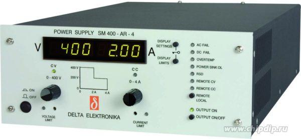 SM 400-AR-4, Источник питания, 400В, 2А, 800Вт (Госреестр РФ)