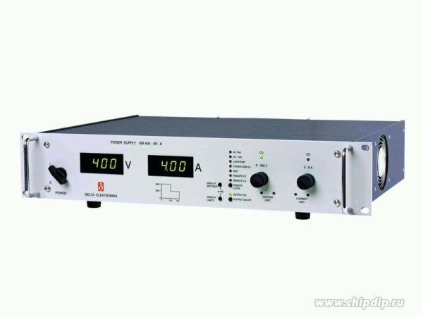 SM 400-AR-8, Источник питания, 400В, 4А, 1500Вт (Госреестр РФ)