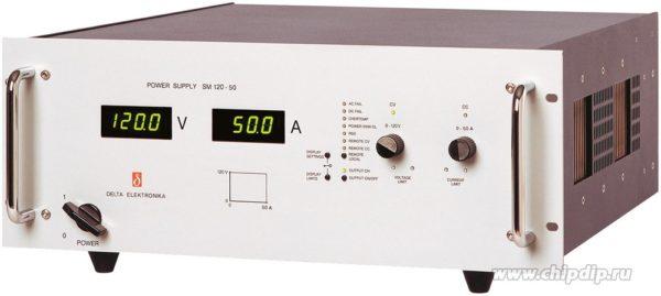 SM 60-100, Источник питания, 60В, 100А, 6000Вт (Госреестр РФ)