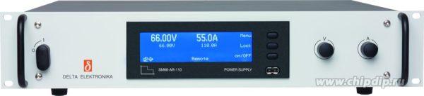 SM 66-AR-110, Источник питания, 66В, 55А, 3300Вт (Госреестр РФ)
