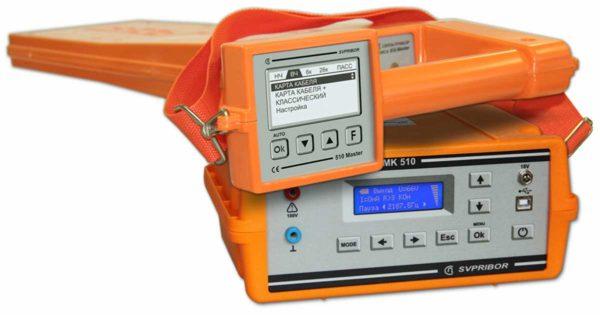 Трассоискатель ПОИСК 510 MASTER комплект с генератором МК-510