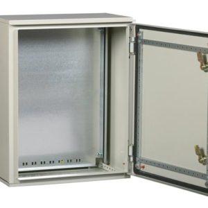 YKM40-02-65 Корпус металлический ЩМП-1-0 У2 IP65