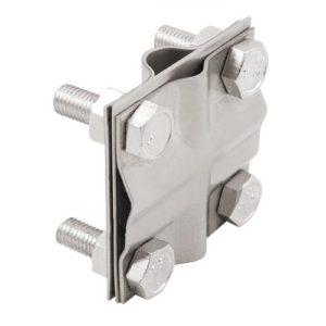 ZandZ ZZ-005-064 : зажим для подключения проводника (D14, до 40 мм)