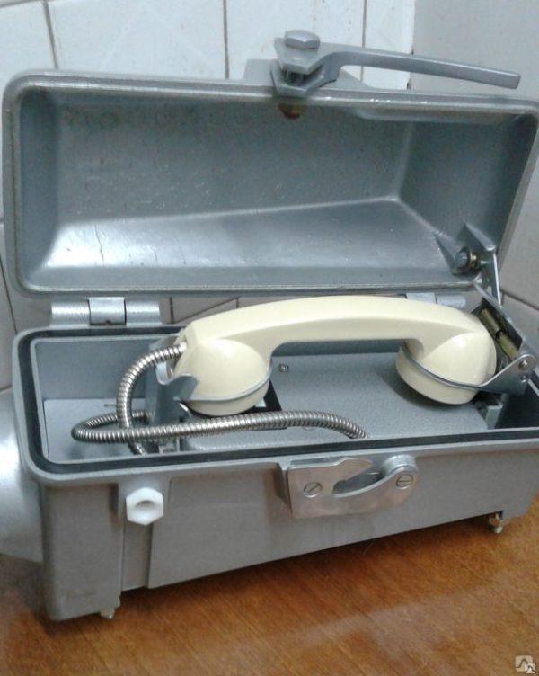 Телефонный аппарат судовой ТАС-М-4ЦБ