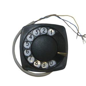 Номеронабиратель 041 для шахтных телефонных аппаратов ТАШ-1319 и ТА-1321