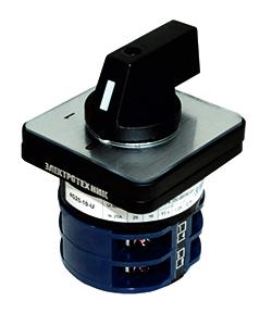 4G25- 10-U-R114, открытое исполнение, переключатель кулачковый (ЭТ)