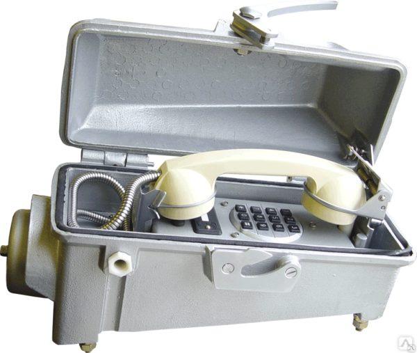 Телефонный аппарат судовой ТАС-М-4К
