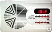 Радиоприемник трехпрограммный с приемом УКВ радиостанций Россия ПТ-223FM
