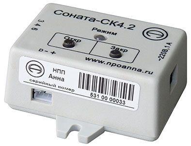 Блок сопряжения с внешними устройствами Соната-СК4.2
