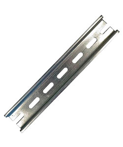 DIN-рейка 300 мм оцинкованная (ЭТ)