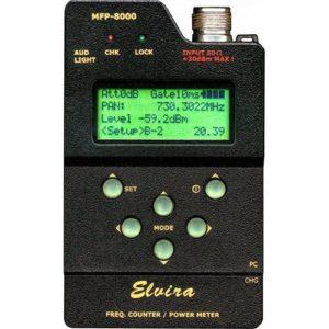 Индикатор поля - частотомер РИЧ-8 - MFP-8000